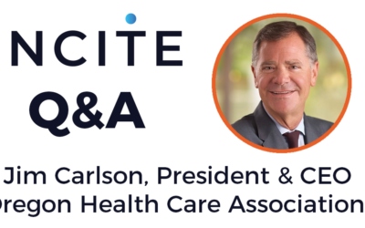 Incite Q&A: Jim Carlson, President and CEO of OHCA