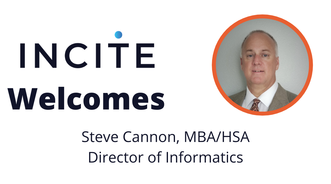 Welcome Steve Cannon to Incite Strategic Partners