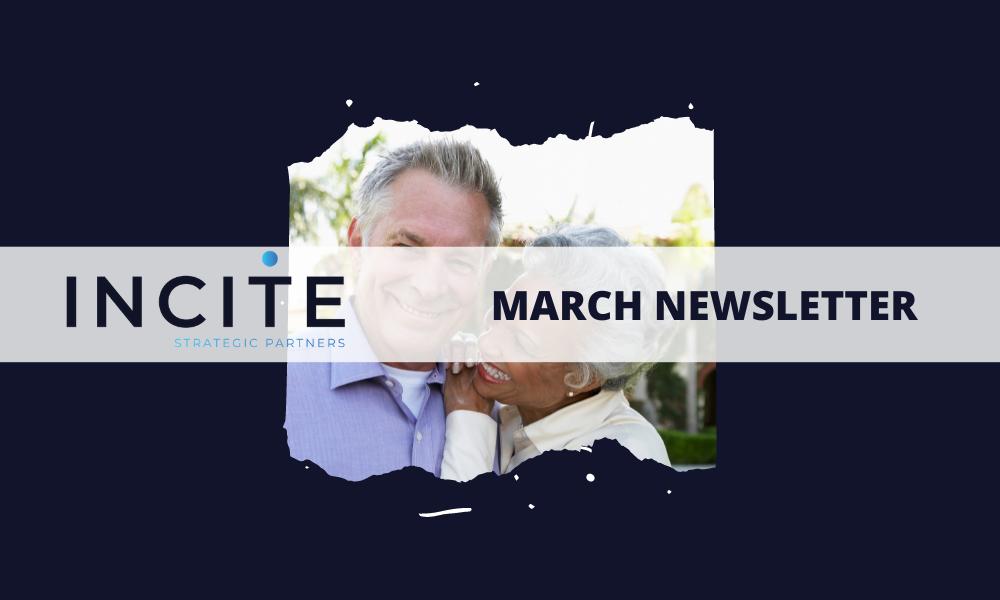 Quick Bites and & Incites – March