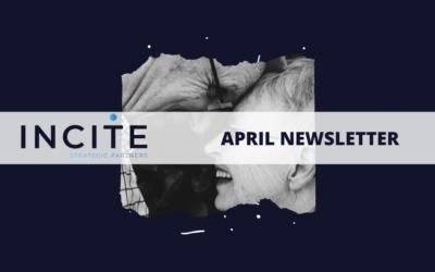 Quick Bites and & Incites – April